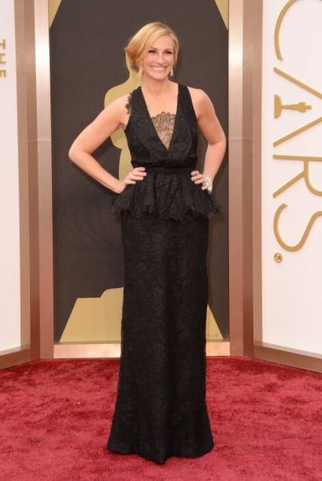 Julia Roberts es y seguirá siendo la 'pretty woman' de Hollywood. Un ves...