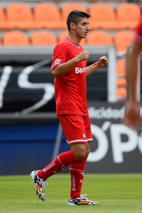 Issac Brizuela espera consolidar las buenas actuaciones que tuvo el torn...
