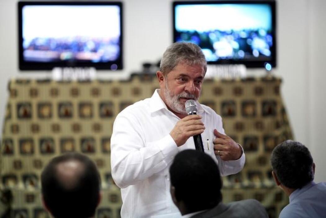 """""""La formación del pueblo brasileño le debe mucho al continente africano,..."""