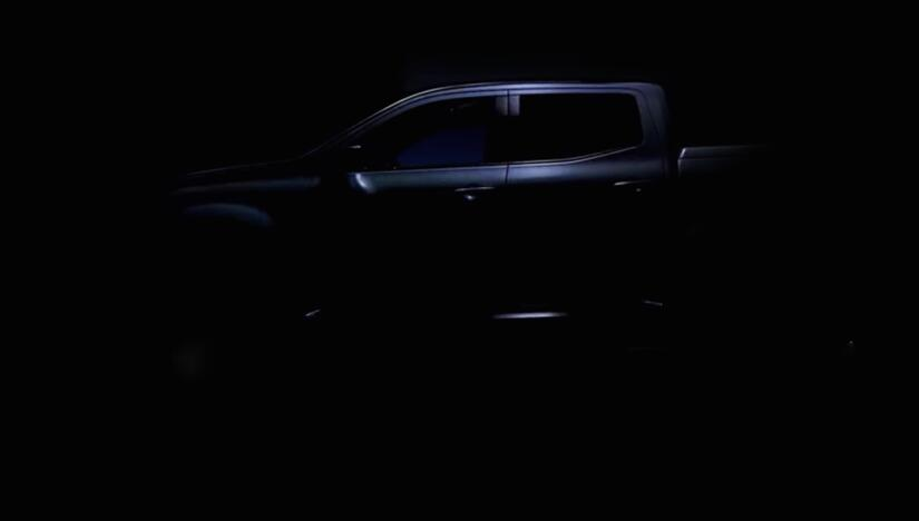 Adelanto visual de la primera camioneta pickup de Mercedes-Benz