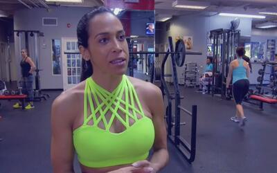Latinos que triunfan: Lizette Sierra, la atleta que ayuda a los migrantes