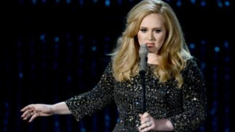 Según se ha dicho, Adele podría estrenar su disco a finales de 2015.