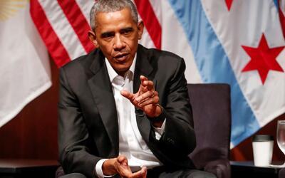 """Barack Obama en Chicago: """"He pensado mucho en cuál podría ser mi próximo..."""