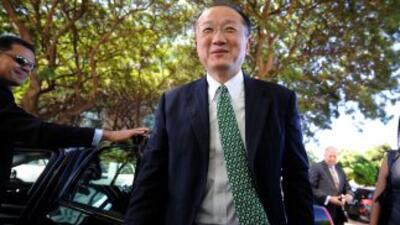 Jim Yong-kim, nuevo presidente del Banco Mundial.