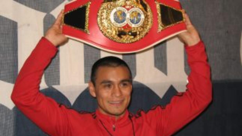 'Canilla' Escobedo no pudo derrotar a Din en Australia (Foto: HG Boxing)