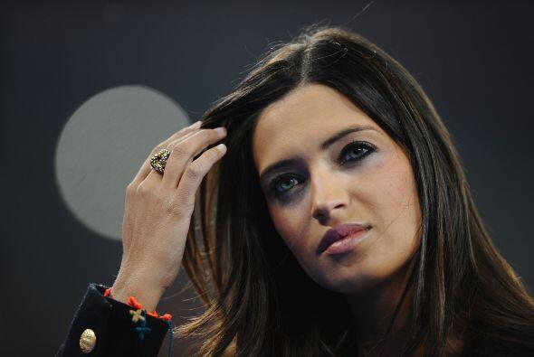 Sara Carbonero es una de las figuras más atractivas de la televisión esp...