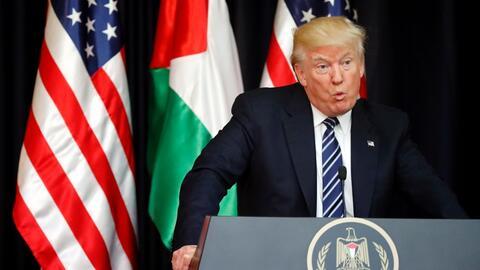 """Trump tilda de """"perdedores malvados"""" a los autores del ataque en Manchester"""