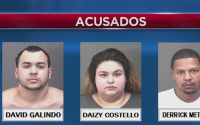 Tres detenidos por acusación de vínculos con muerte de mujer embarazada...