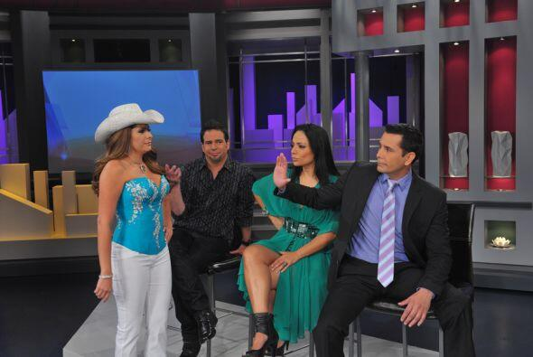 La reina de corazones, Carmen Jara, será la encargada de conducir el show.