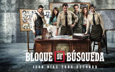 Adelanto Exclusivo: Revive la captura de Pablo Escobar en 'Bloque de Bús...