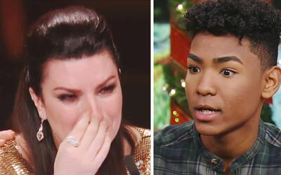 ¿Qué sintió Abel cuando Laura Pausini lloró por su eliminación de La Banda?