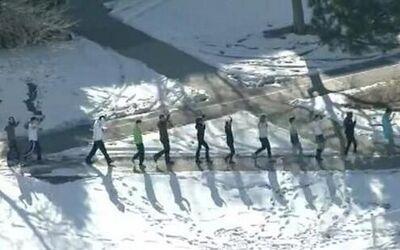 Reportes indicaron que un tiroteo ocurrió en un instituto de Colorado, A...