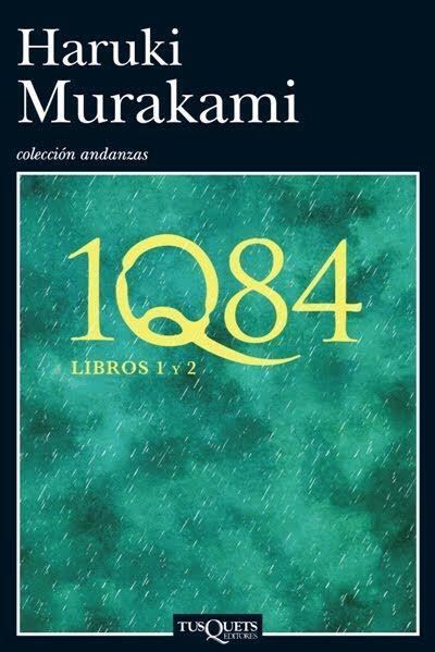 """""""1Q84"""": los amantes del nipón Haruki Murakami ya pueden disfrutar de est..."""