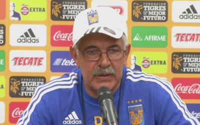 Al 'Tuca' Ferretti tampoco le gustó la elección de los árbitros para la...