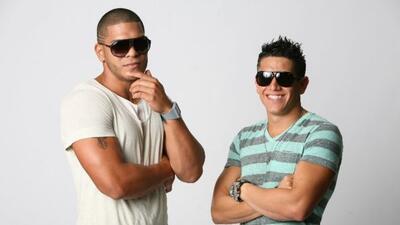 """El dúo puertorriqueño es el creador de los éxitos """"Quiere pa' que te qui..."""