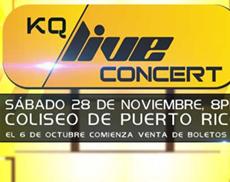 KQ Live Concert
