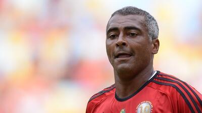 Romário cree que la salida de Blatter marca el ''inicio de una nueva era...