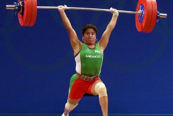 El luto llegó al deporte olímpico mexicano el 28 de marzo cuando la prim...