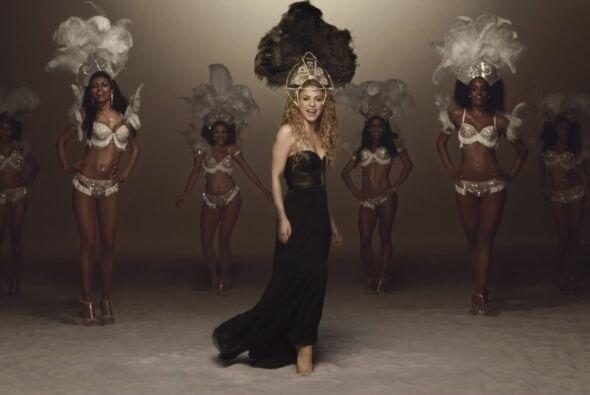 Con su 'La La La' le puso ritmo a la fiesta carioca.Mira aquí los...