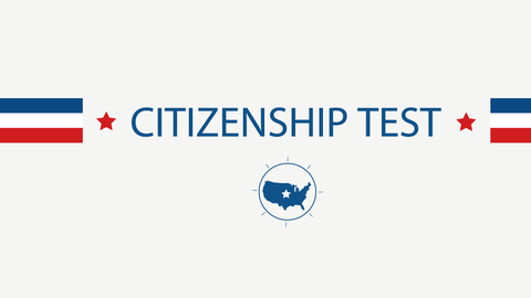 American Citizenship Test Promo