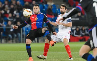 Basilea vs. Sevilla