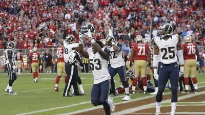 Highlights Semana 9: St. Louis Rams vs. San Francisco 49ers
