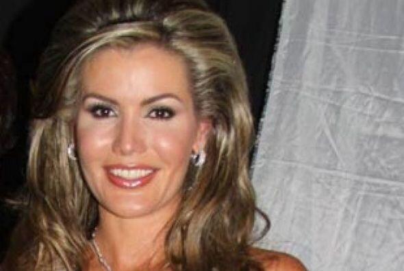 Raquel Bernal. Ex reina de belleza y empresaria de origen español con im...