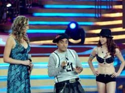 Periodista argentino dejó plantado a Adal Ramones en el reto de b...