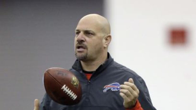 La temporada pasada fungió como coordinador defensivo de los Buffalo Bil...
