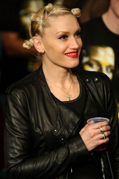 Luego de tener éxito en su carrera como cantante, Stefani decidi&...
