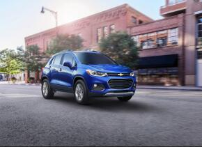 Imágenes Chevrolet Trax 2017