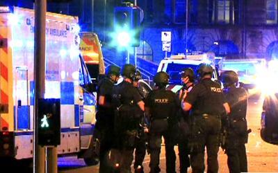 Caos en Manchester por una explosión tras un concierto de Ariana Grande