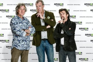 James May, Jeremy Clarkson y Richard Hammond