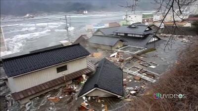 Tres años han pasado desde la tragedia que provocó el tsunami en Japón