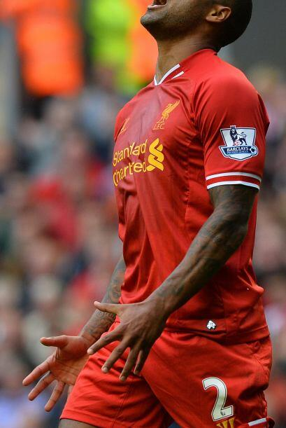Pese a los diversos intentos en la parte final, Liverpool no aumentó la...