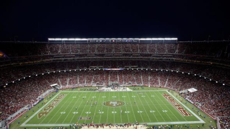 El juego entre Chicago Bears y San Francisco 49ers, fue el primer parti...