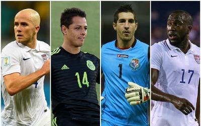 Las Estrellas a seguir en la Copa Oro 2015