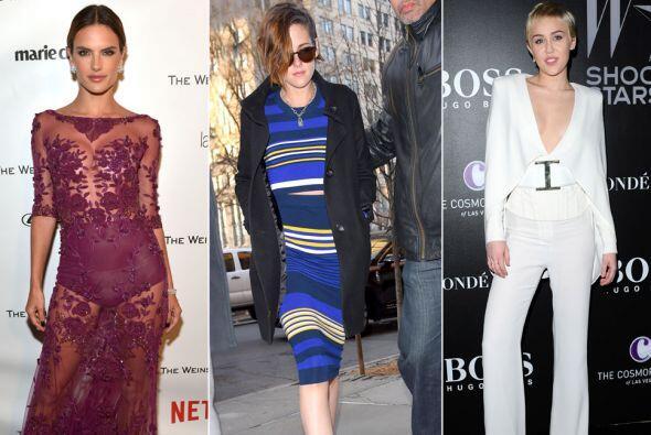 La prendas que portan las famosas, son la mejor guía de estilo para sabe...