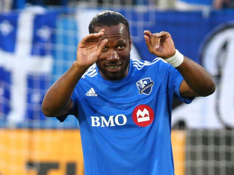 Didier Drogba, Montreal Impact