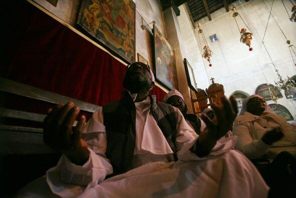 """Respecto a la Tierra Santa, monseñor Fuad Twal manifestó su """"sufrimiento..."""