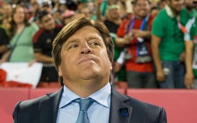 Luego de dar a conocer la lista de convocados de México para disputar la...