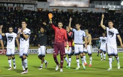 Pumas recibe al Independiente del Valle después de perder la Ida 2-1.