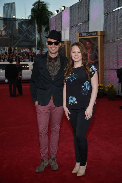 Jesse & Joy muy ganadores, muy ganadores pero no en la alfombra.