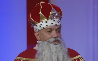 Los Reyes Magos de la Asociación Anahuak les darán a los niños regalos g...