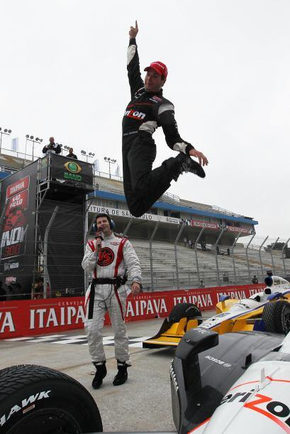 La próxima carrera de la temporada ser'a la legendaria Indy 500.