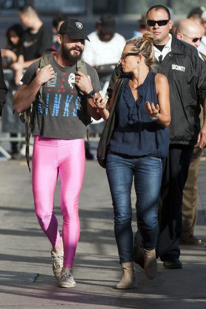 La verdad es que cualquier mujer hubiera matado por tener esos leggins e...