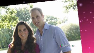 El príncipe George tiene su primera foto oficial