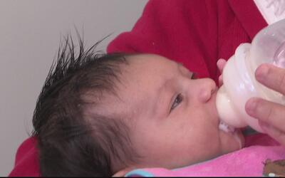 Consejos para que su bebé crezca saludable y fuerte