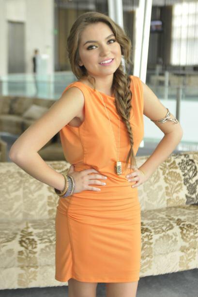 Sofía quiere convertirse en una estrella de las telenovelas como su mamá...