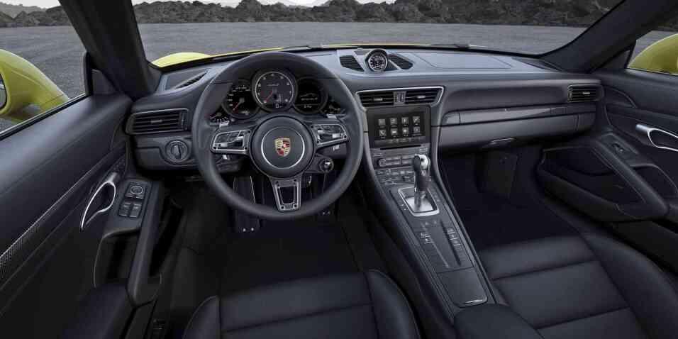 Porsche Turbo y Turbo S 2017